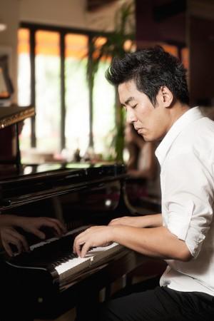 피아노 연주하는 뇌과학자, 장동선 박사 - 장동선 제공